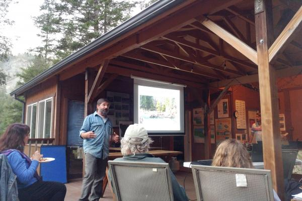 Presentation by Rocco Fiori - Humpty Dumpty and Habitat Restoration in Dynamic Systems