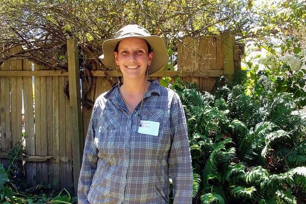 Greywater Instructor Laura Allen