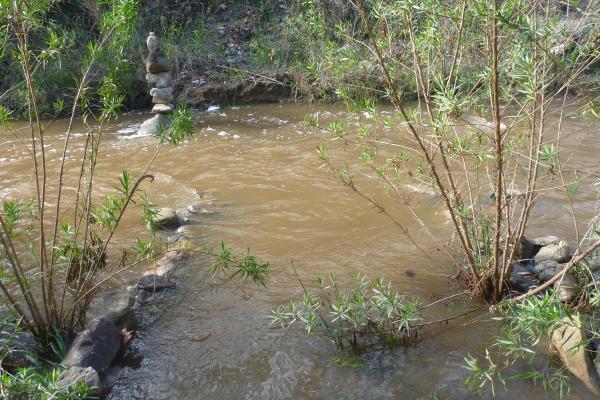 DIDSON Deployment at Topanga Creek